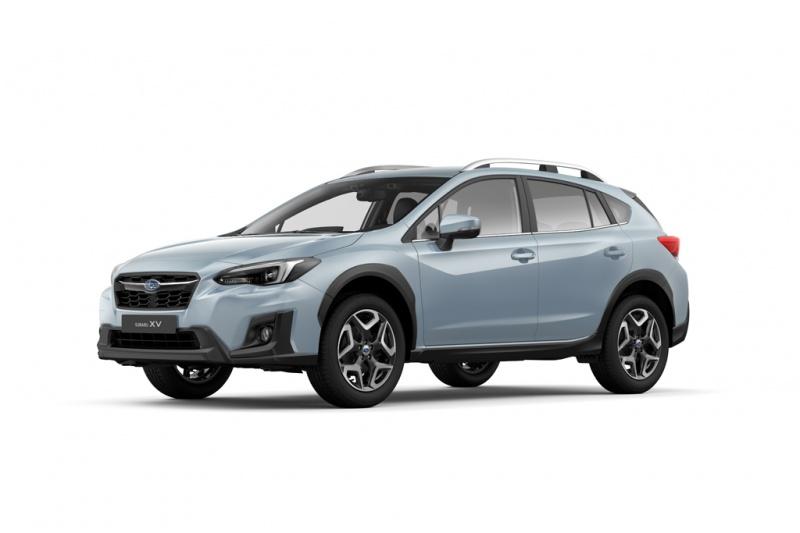 Subaru XV и седан Impreza получили рекордную оценку за безопасность