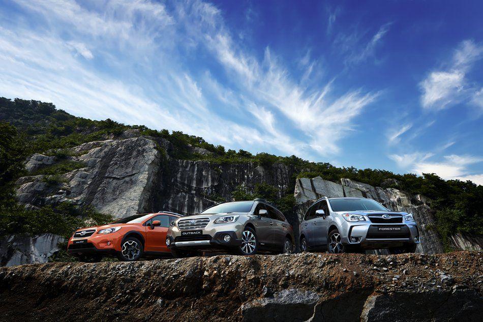 Автокредит под 5.5 % годовых на покупку Subaru Forester и XV Active Edition